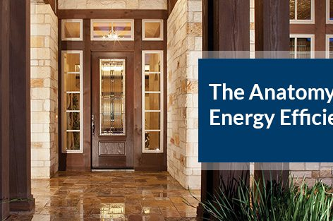 The Anatomy Of An Energy Efficient Door