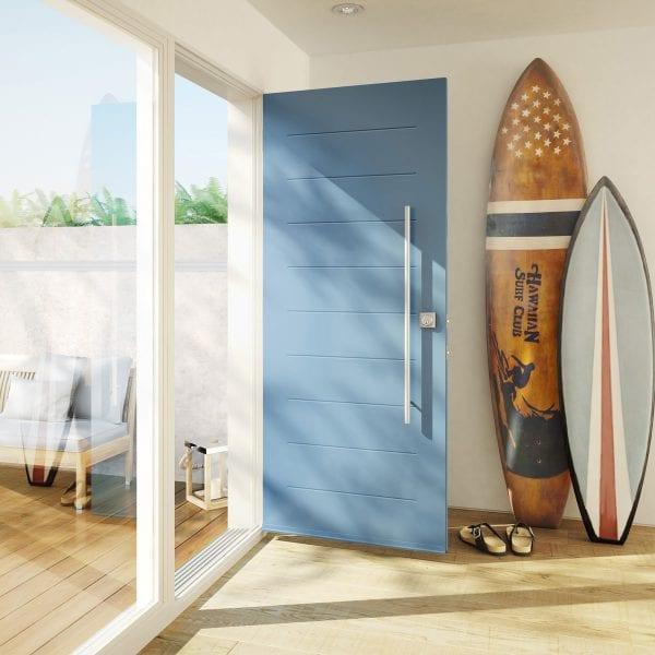 Modern style home door in toronto