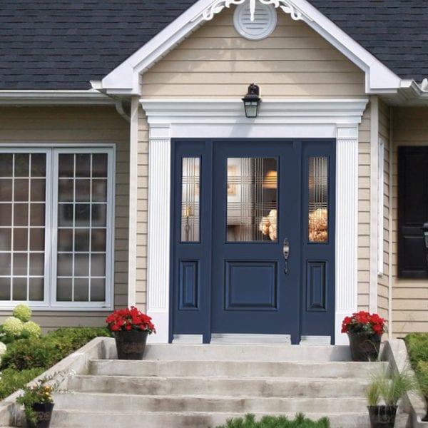 Traditional home door in Toronto from local home door manufacturer