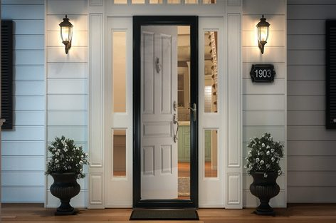 What Door Styles Are Best For Security?