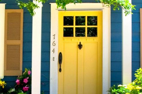 The Ultimate Guide to Picking Your Front Door Colour