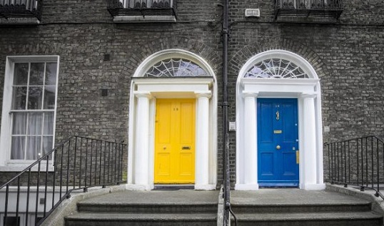 Dressing Your Front Entry for Success