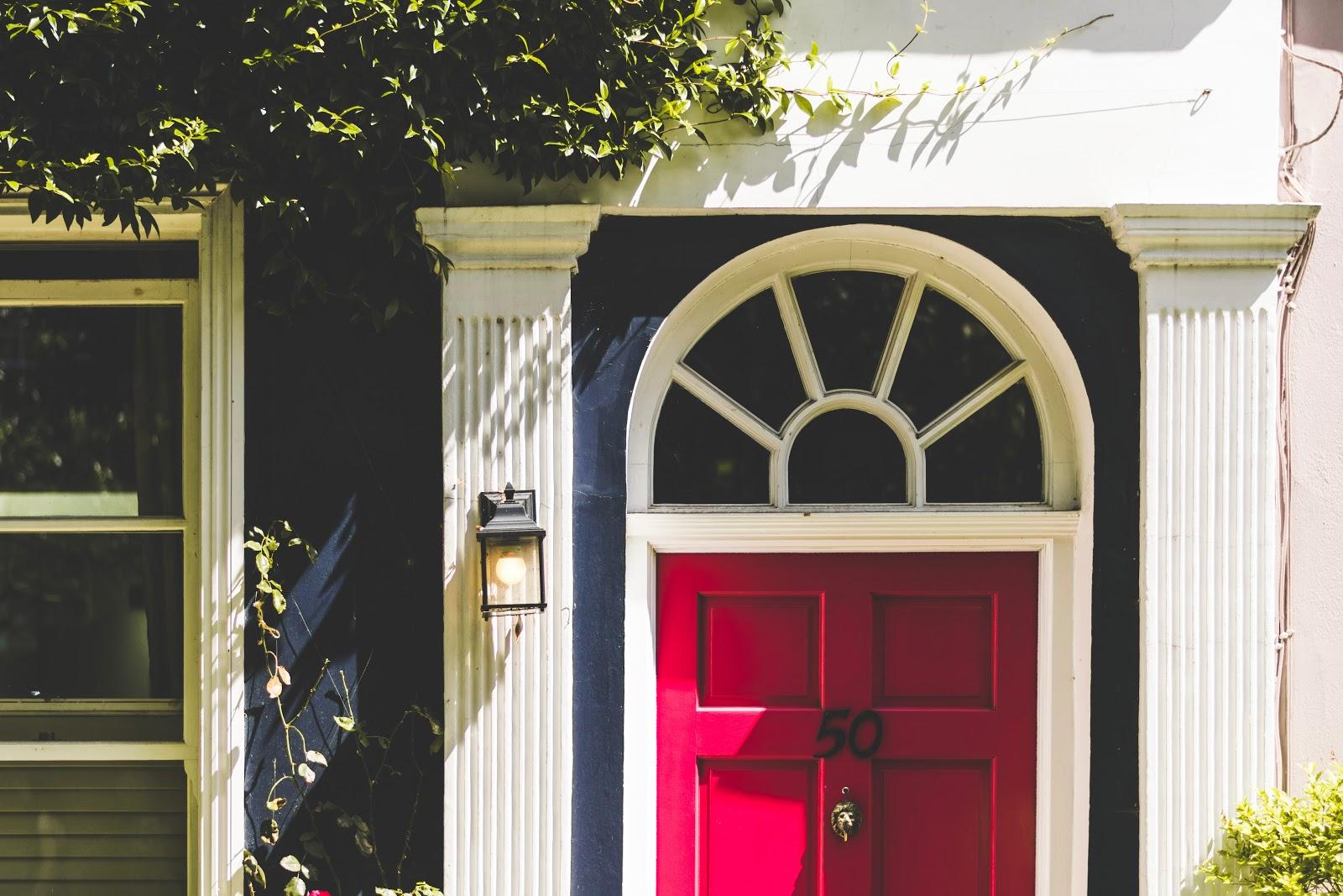 front entry door in Toronto