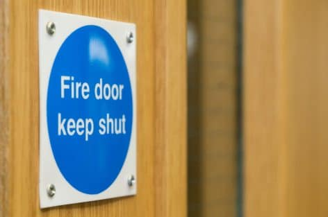 What Are Fire-Rated Doors and Do You Need One?